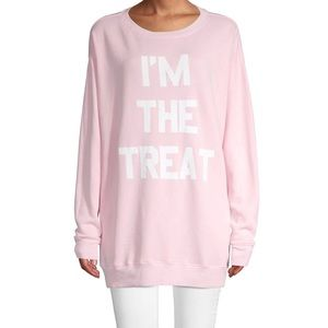 🆕Like New Wildfox I'm the treat Sweatshirt